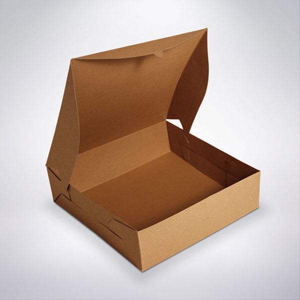 Krabice na donuty 200x200x80 mm