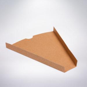 Pizza tácek trojúhelník 210x185x20