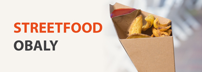 Street food obaly